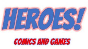 Logo for Heroes