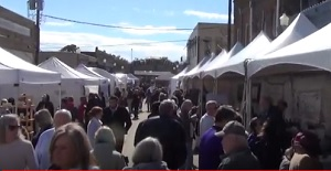 Winnsboro Art & Wine Festival a Huge Success