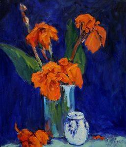 Ellie Taylor Painting